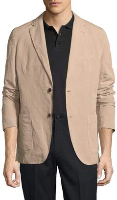 Thomas Pink Men's Maldives Solid Sportcoat