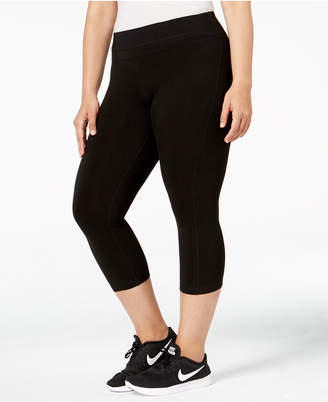 Ideology Plus Size Cropped Leggings