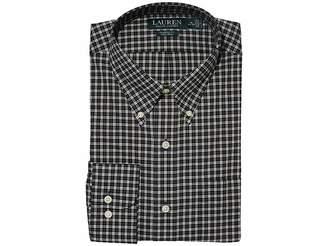 Lauren Ralph Lauren Non-Iron Classic Fit Dress Shirt Men's Long Sleeve Button Up