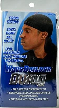 WaveBuilder Premium Stretch Durag for Smooth and Uniform Hair Waves