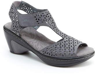 Jambu J Sport By Chloe Womens Heeled Sandals