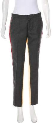 Undercover Wool Mid-Rise Pants