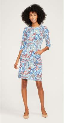J.Mclaughlin Catalyst Dress in Athena
