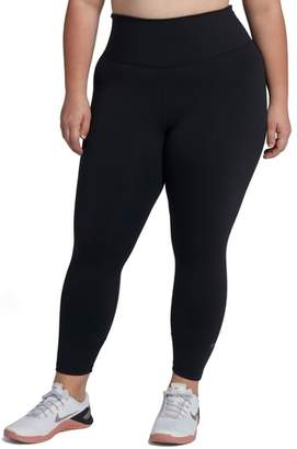 Nike Power Sculpt Training Ankle Leggings(Plus Size)