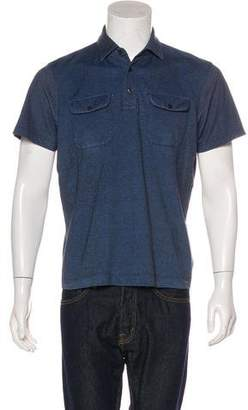 Michael Kors Pique Polo Shirt
