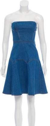Diane von Furstenberg Rica Denim Dress