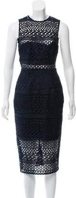 Nicholas Sleeveless Midi Dress w/ Tags