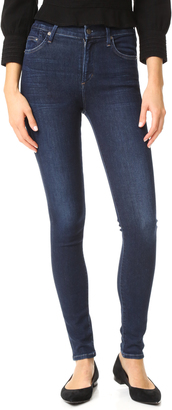Citizens of Humanity Rocket Sculpt High Rise Skinny Jeans $238 thestylecure.com