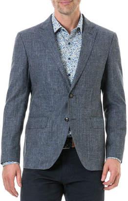 Rodd & Gunn Men's Renton Road Two-Button Jacket