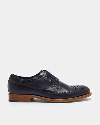 Ted Baker KKUMAR Leather Derby brogues