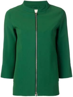 Herno green zipped jacket