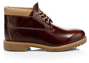 Timberland Men's Icon Classic Leather Chukka Boots