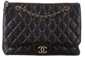 Chanel Large Blizzard Flap Bag