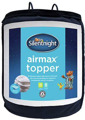 Silentnight Airmax Mattress Topper - Double