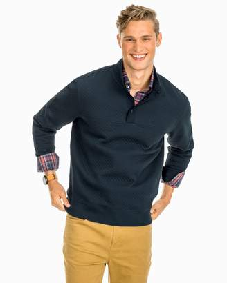 Southern Tide Prospect Quilted Pullover
