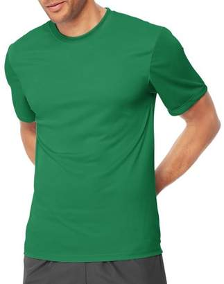 Hanes Sport Big Men's Short Sleeve CoolDri Performance Tee (50+ UPF)
