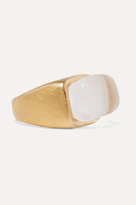 1064 Studio - Gold-plated Ring
