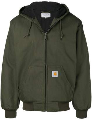 Carhartt classic hooded jacket