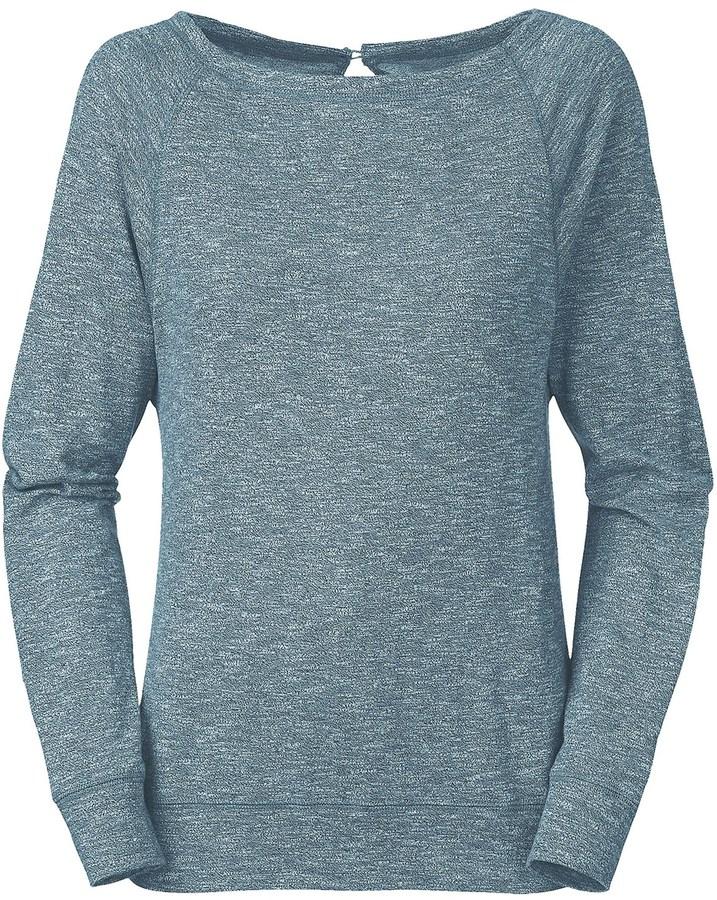 The North Face Hallina Shirt - Slub Cotton Jersey, Long Sleeve (For Women)