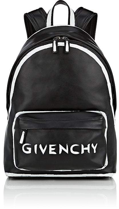 Givenchy Women's Logo Leather Classic Backpack