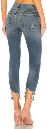 Lovers + Friends Ricky Skinny Jean.