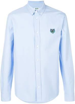 Kenzo Mini Tiger button-down shirt