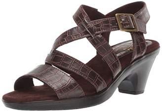Easy Street Shoes Women's Gretchen Dress Casual Sandal Sandal