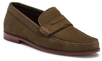 Ted Baker Miicke Suede Penny Loafer