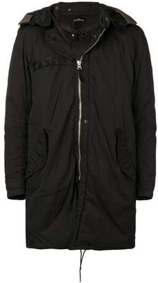 Stone Island Shadow Project padded parka