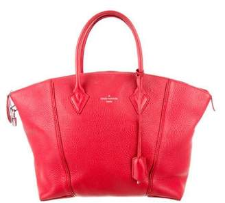 Louis Vuitton Soft Lockit MM