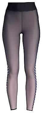 ULTRACOR Women's Ultra High-Waist Interlace Leggings