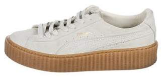 FENTY PUMA by Rihanna Suede Creeper Sneakers