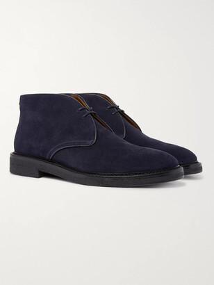 Mr P. Lucien Suede Desert Boots