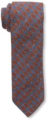 J.Mclaughlin J. McLaughlin Men's Plaid Tie