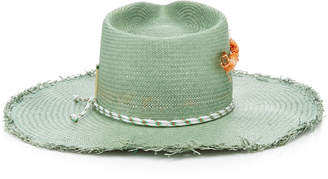 Nick Fouquet Exclusive Porto Frayed Hat