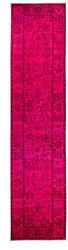 Vibrance Runner Rug, 3'1 x 13'7