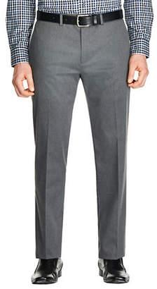 Haggar Premium No Iron Straight Pants