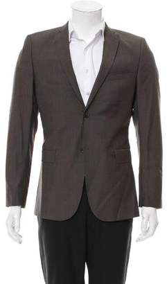 J. Lindeberg Hopper Dressed Wool Stripe Blazer w/ Tags 2016 COLLECTION