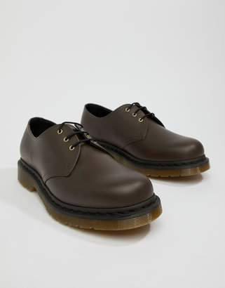 Dr. Martens (ドクターマーチン) - Dr Martens 1461 shoes in chocolate