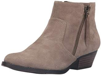 Nine West Women's Sivan Leather Ankle Bootie