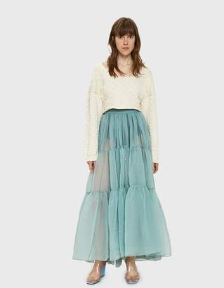 Rachel Comey Glean Organza Skirt