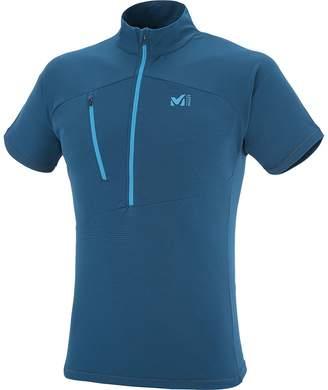 Millet Elevation Zip Short-Sleeve Shirt - Men's
