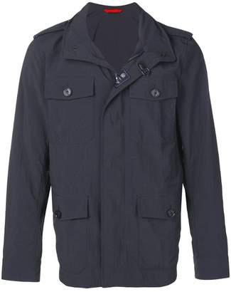 Fay flap pocket field jacket