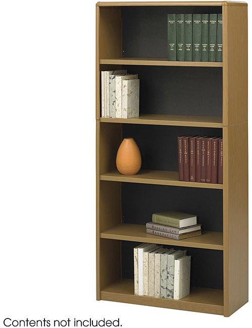 Safco ValueMate 5-shelf Steel Bookcase