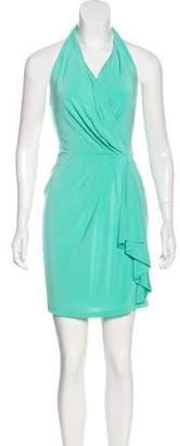 Blumarine Sleeveless Mini Dress
