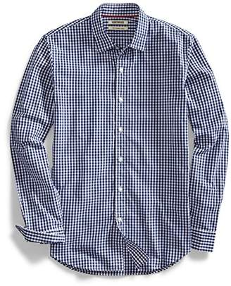 Goodthreads Men's Slim-Fit Long-Sleeve Gingham Shirt