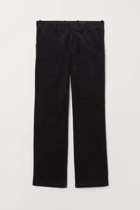 H&M Corduroy Pants - Blue
