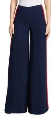 Ralph Lauren Daria Striped Flare Pants