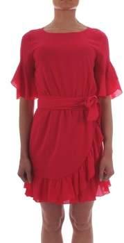 Kleider 1G1337-6415 Kleid Frau Rot