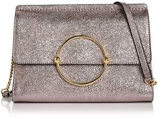 Milly Flap Leather Crossbody